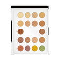 DERMACOLOR CAMOUFLAGE CREME MINI-PALETTE 18 COLORS 3 / 18