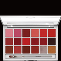 KRYOLAN LIP ROUGE PALETTE 18-COLOR LRP2