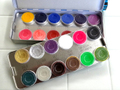 KRYOLAN AQUACOLOR 24-COLOR PALETTE 1108CAR