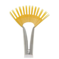 AQUALON FAN WISP™ BRUSH 3/4""