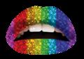 The Rainbow - Glitteratti (レインボーグリッター)
