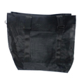 MONDA STUDIO MST-131 TOTE MESH BAG BLACK