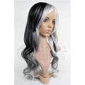 arda-wigs Candy Striper black&white
