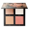 HUDA BEAUTY 3D Highlighter Palette Pink Sand Edition - light pink