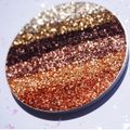 glitterinjections TOASTED RAINBOW