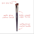 SmithCosmetics 124 CONTOUR BRUSH