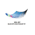MONDA STUDIO  MSL-007 BLUE WITH MULTICOLORED TIP