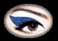 Violent Eyes - Sapphire Glitteratti