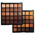 Morphe BRONZED MOCHA & COPPER SPICE EYESHADOW PALETTES BUNDLE