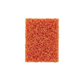 NIGEL FX ORANGE STIPPLE SPONGE