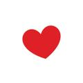 TATTLY CLASSIC RED HEART