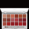 KRYOLAN LIP ROUGE SHEER PALETTE 18 COLORS