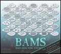 BAMS - Bad Ass Mini Stencils マルチタスキング・ステンシル45種