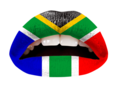The South African Flag(VL)