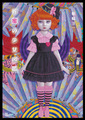 根橋洋一「秘蜜の少女図鑑」