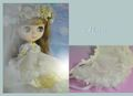 花びらのドレス*ミモザ*