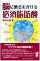 大阪名誉教授中川八郎著「脳に磨きをかける必須脂肪酸」