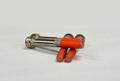 ゼファー750ヘッドオイル漏れ対策用プレコートボルト4本セット ゼファー750