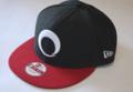 SWRL Snapback (black/red)