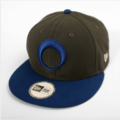SWRL Snapback (grey/blue)