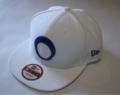SWRL Snapback (white/blue)