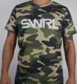 SWRL Camo Shirt Green