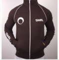SWRL Track Jacket Brown
