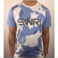Camo Sky Blue Shirt