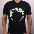 SWRL Green/Black Camo T-Shirt