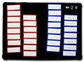 NBAチームマグネットボード