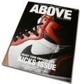ABOVE/バスケットボールカルチャーマガジン第7号