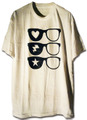 DEAD FRESH CREW HBS GLASSES Tシャツ