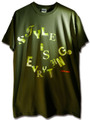 'STYLE IS EVRYTHNG.'Tシャツ/MGR