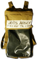 JDTS ARMY caravan BAG/OLV(オリーブグリーン)
