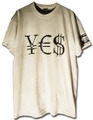 """YES"" Tシャツ(ST×BALL TONGUE×S.H.U)"