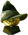 BALL TONGUE patch_ジープキャップ/OLV(オリーブグリーン)