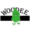 木のおばけ・ウッディ-WOODEE-のLINEスタンプ