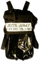 JDTS ARMY caravan BAG/BLK(ブラック)