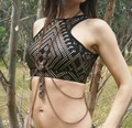 10%OFF am.tribal body.harness/copper
