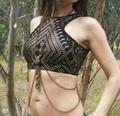10%OFF am.tribal body.harness/copper