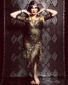 Faux Assuit Beledi Dress