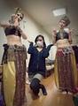 Brown Assuit Long Skirt