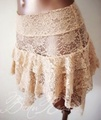 AnR Lace SK [Creme]