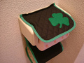 Toilet Paper Holder(shamrock)
