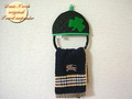 Towel Suspender(shamrock)