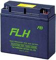 古河電池 小形制御弁式鉛蓄電池 超長寿命タイプ FLH12150 (12V15Ah/20HR)(クリックで画像を表示)
