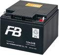 古河電池 小形制御弁式鉛蓄電池 標準タイプ 12m17W (12V17Ah/20HR)