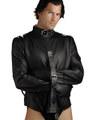 ストリクトレザープレミアム拘束服  ストレイトジャケット/拘束衣 /STD1921708 /自縛・自虐・セルフボンデージ