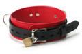 デラックスロッキングカラー レッド&ブラック /STD2012826