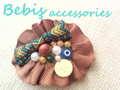 ★ナザール&コイン★オーヴァル・ヘアアクセサリー Bebis accessories